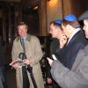 <!--:bg-->Посланикът на САЩ Джеймс Уорлик гостува на Пурим<!--:-->