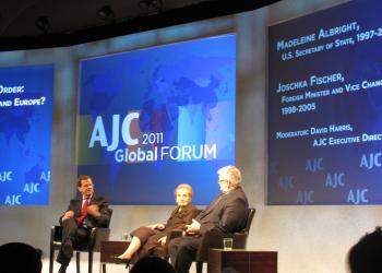 """<!--:bg-->Започна """"Глобал форум"""" във Вашингтон, организиран от Американския еврейски комитет<!--:-->"""