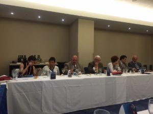 Международна лидерска среща - дискусия