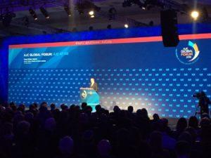 Откриване на Глобал форум 2016