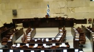 Izrael_uchenici_parlament_2